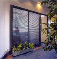 Venetian Blinds for Partitioning